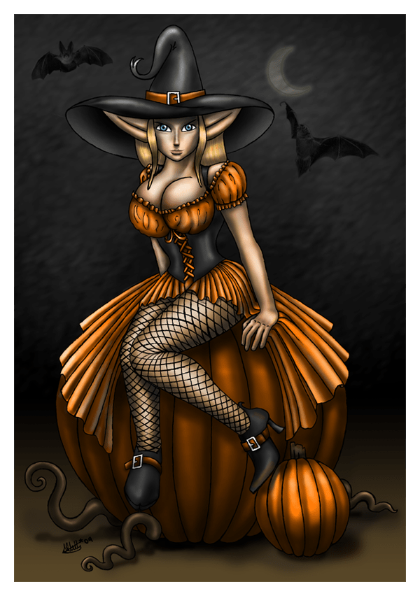 BONUS 03: Halloween Special 2009