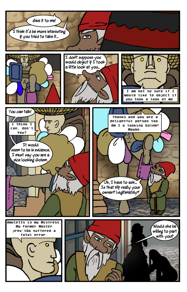 Pg 43: A Little Look