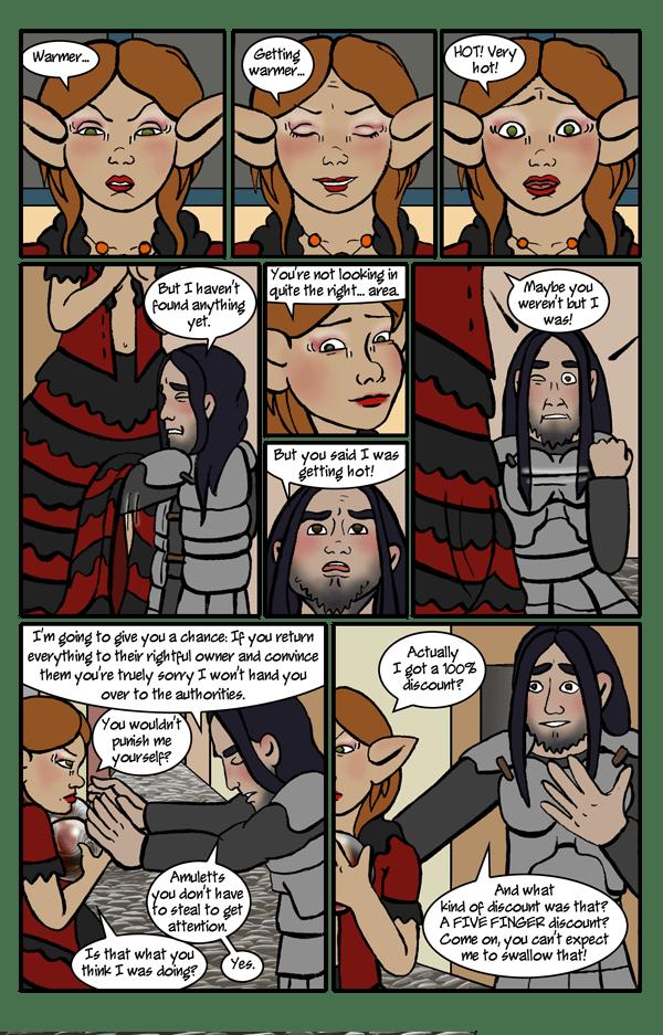 Pg 44: Getting Warmer