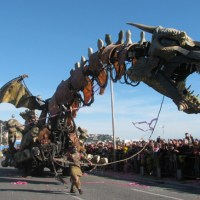 10 More Amazing Animatronic Dragons