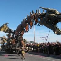 10 More Amazing Animatronic Dragons