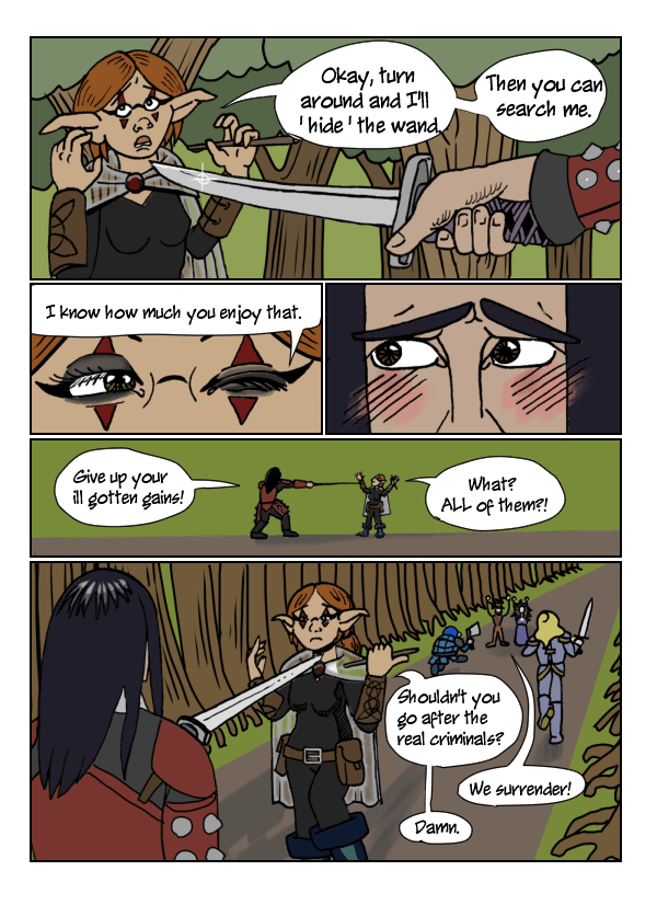 Pg 119: Hide the Wand