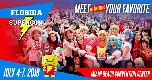 Florida Super Con 2019