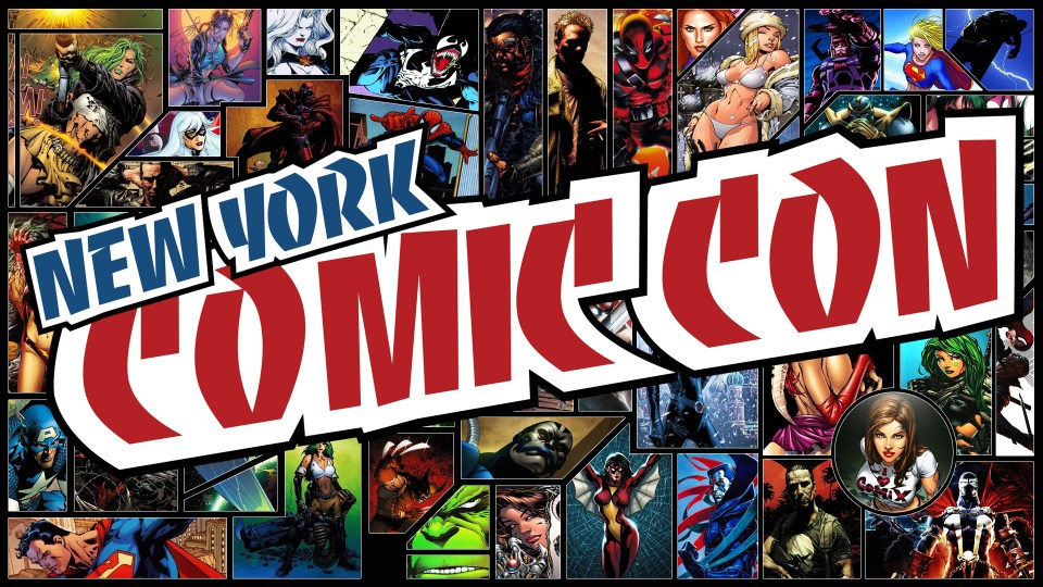 Image result for New York Comic Con