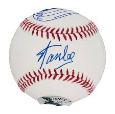 A Baseball Signed by Stan Lee
