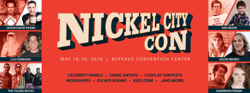 Nickel City Con Banner