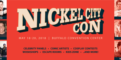 Nickel City Con Banner