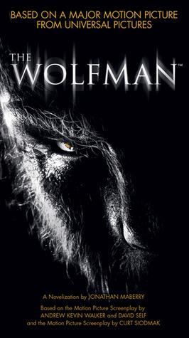 Jonathan Mabery novelization of The Wolfman