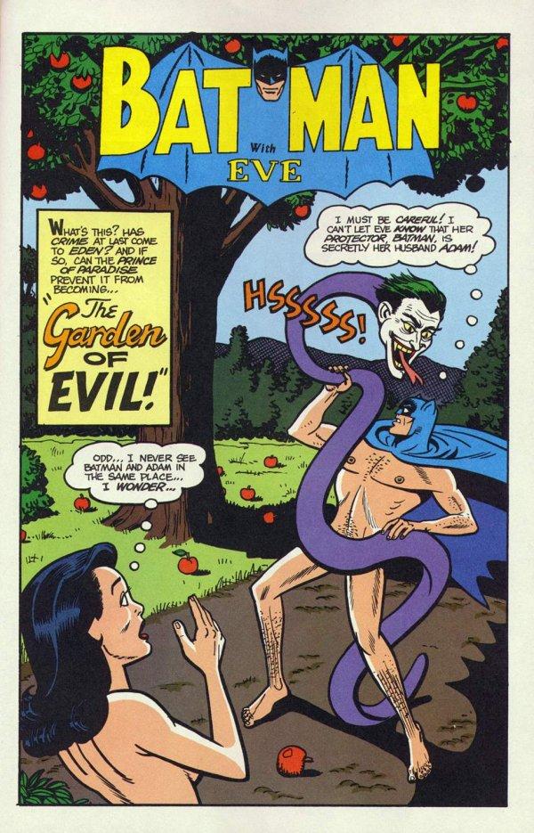 80+Batman+and+Eve