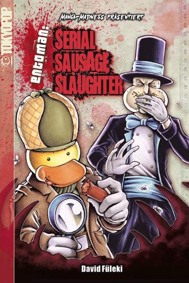 CRFF21 – Entoman: Serial Sausage Slaughter