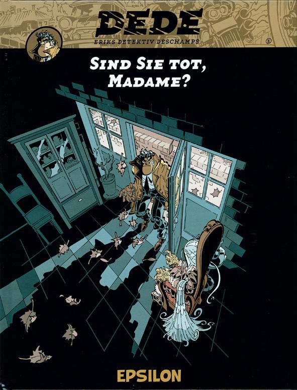 CRFF026 – Dédé 01. Sind Sie tot, Madame?