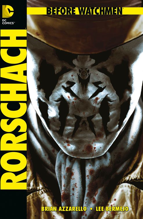 CRFF038 – Rorschach – Before Watchmen