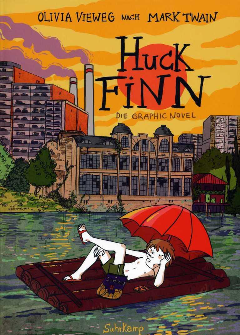 CRFF40 – Huck Finn: Nach Mark Twain