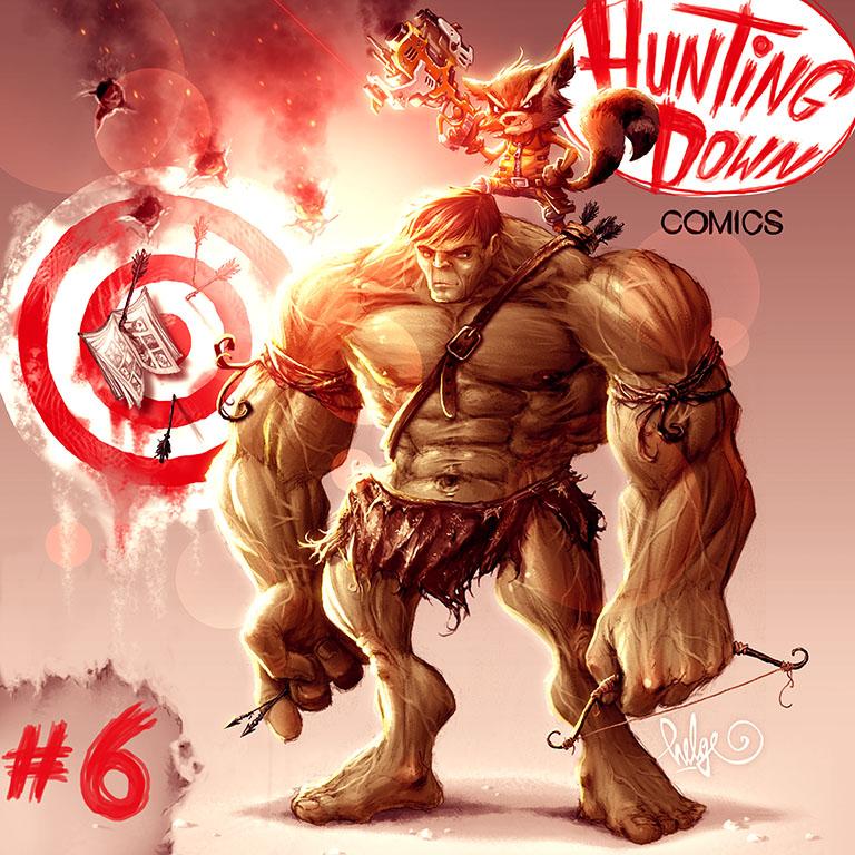 Hunting Down Comics #6