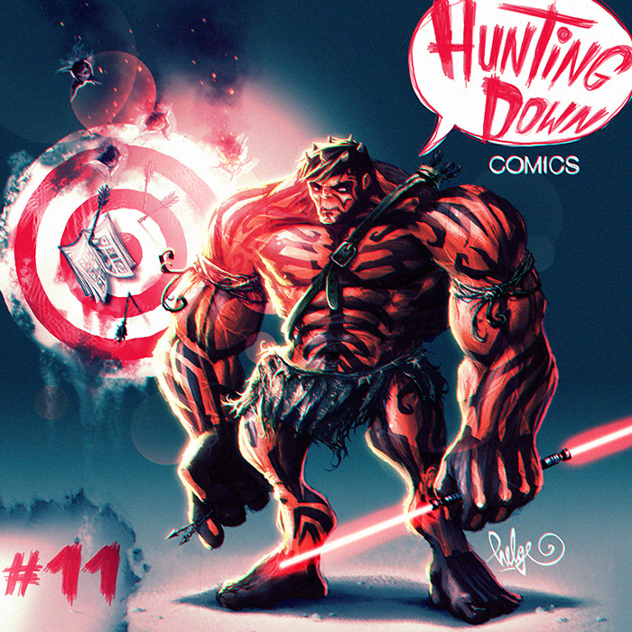 Hunting Down Comics #11