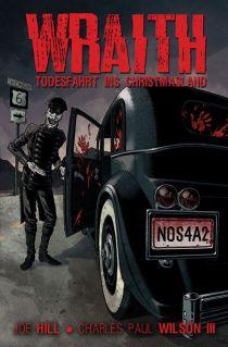 CRFF126 – Wraith – Todesfahrt ins Christmasland
