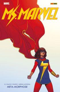 CRFF139 – Ms. Marvel: Bd. 1: Meta-Morphose