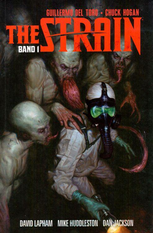CRFF160 – The Strain – Die Saat, Band 1