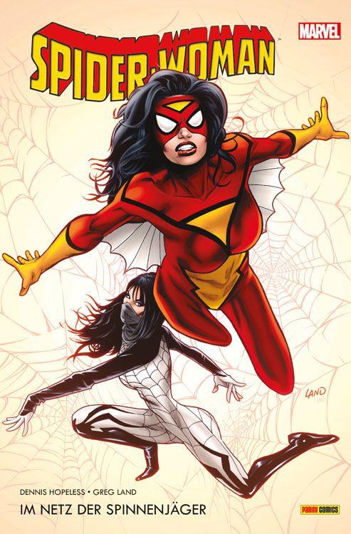 CRFF174 – Spider-Woman: Im Netz der Spinnenjäger