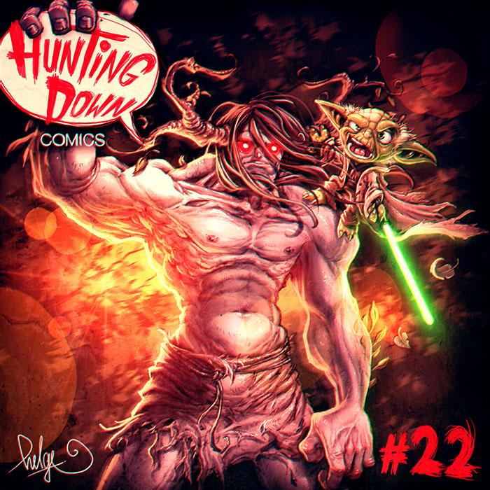 Hunting Down Comics #22 – Star Wars Special