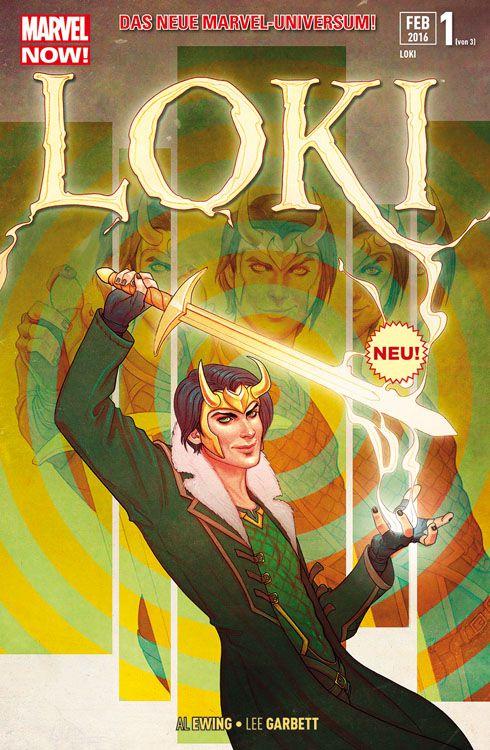 CRFF185 – Loki: Bd. 1: Liebesgrüße aus Asgard