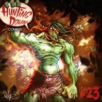 Hunting Down Comics #23