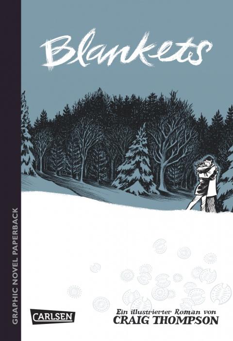 CRFF190 – Blankets – Ein illustrierter Roman