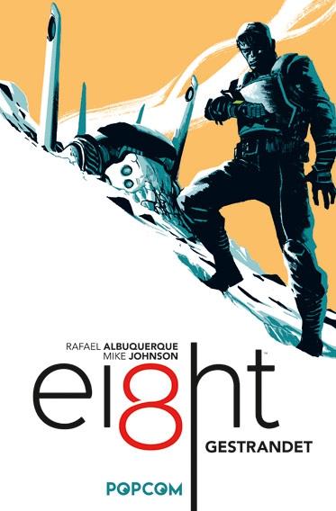 CRFF207 – EI8HT, Band 1: Gestrandet