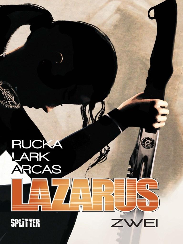 CRFF211 – Lazarus: Band 2. Der Treck Der Verlierer