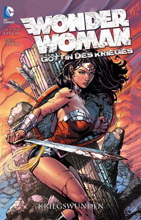 CRFF216 – Wonder Woman: Göttin des Krieges – Kriegswunden