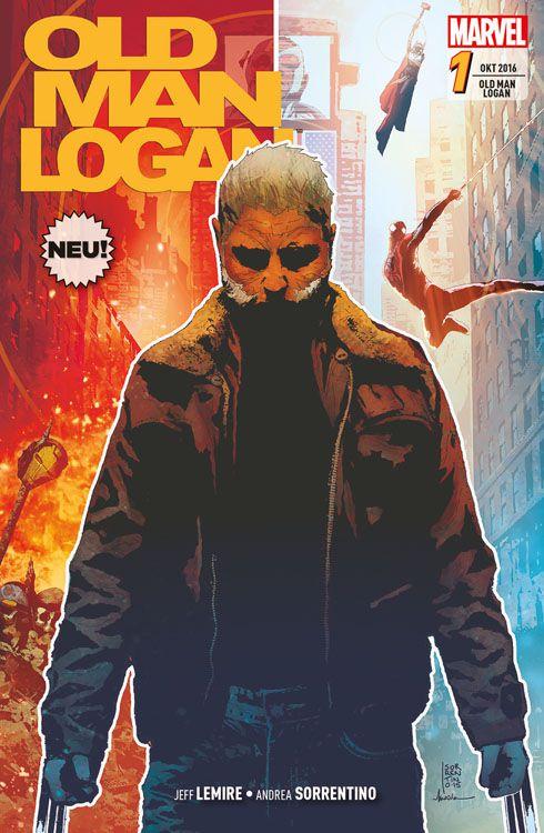 CRFF235 – Old Man Logan 1 von Jeff Lemire