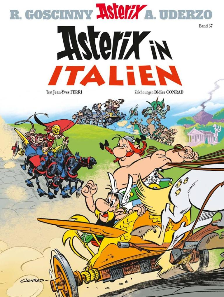 CRFF293 –  Asterix 37: Asterix in Italien