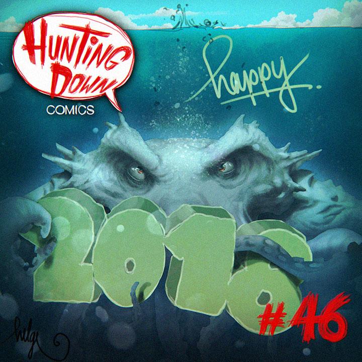 Hunting Down Comics #46