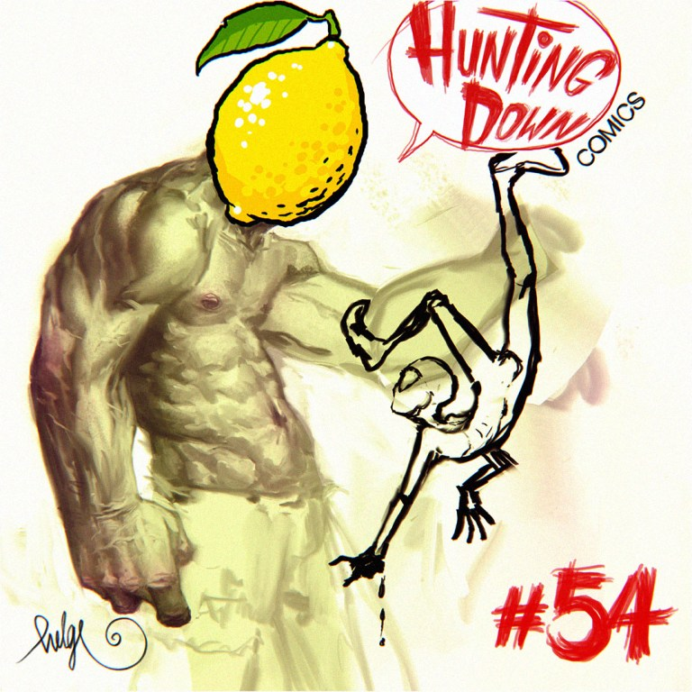 Hunting Down Comics #54