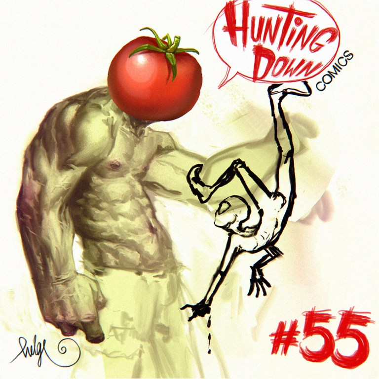 Hunting Down Comics #55