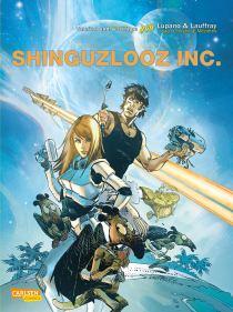 CRFF320 – Shinguzlooz Inc.