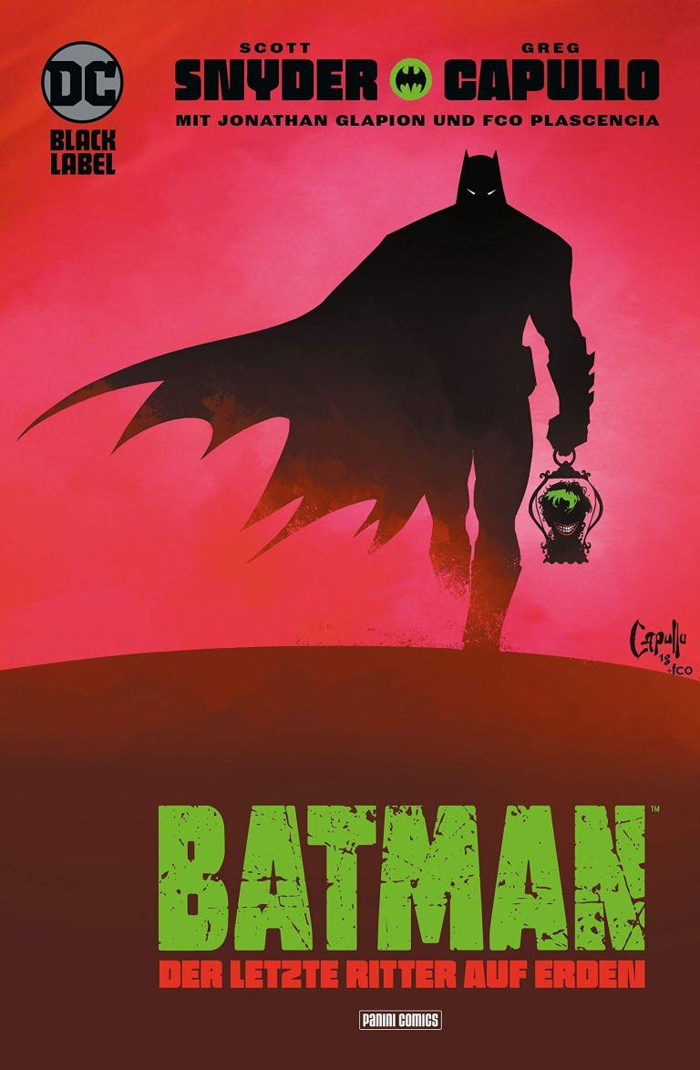 CRFF328 – Batman: Der letzte Ritter auf Erden