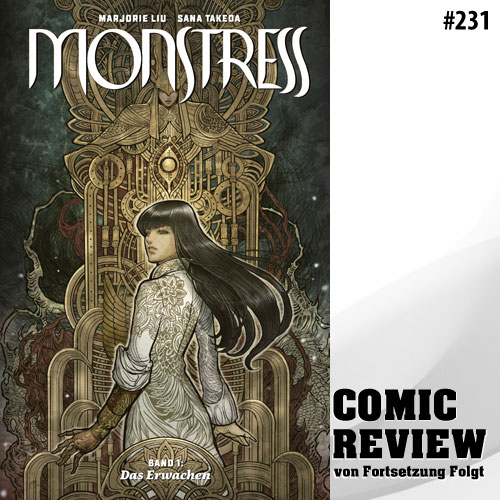 Monstress: Das Erwachen