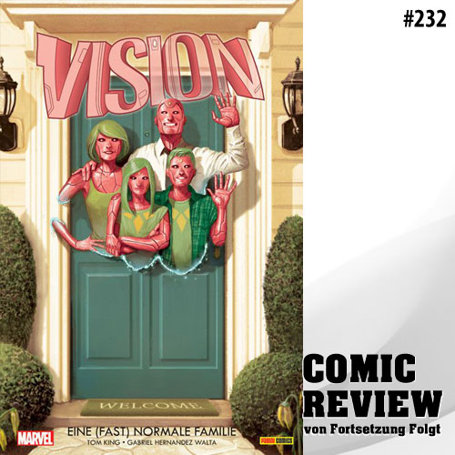 Vision: Eine (fast) normale Familie