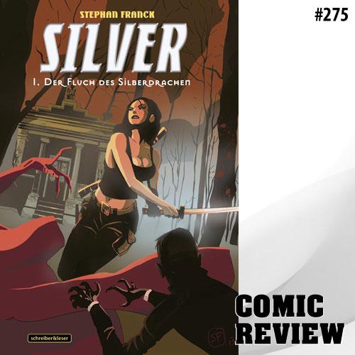 Silver: Der Fluch Des Silberdrachen