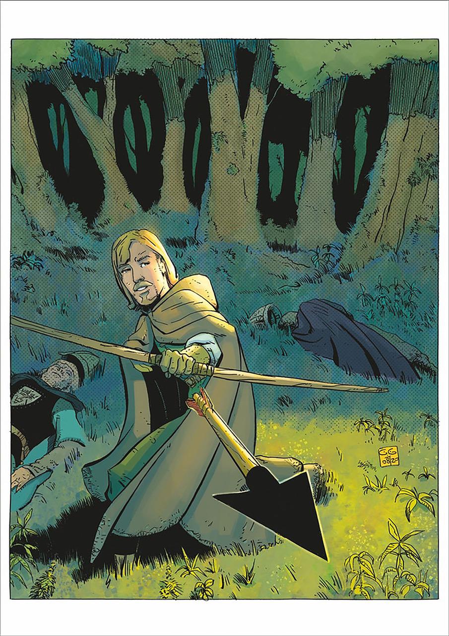 Chris Geary Robin Hood
