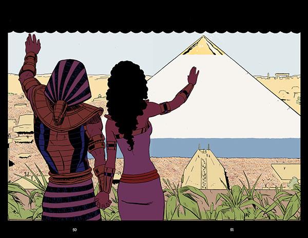 Chris Geary Spirit of the Pharaoh