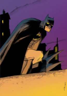 Batman commission colored by Diana Sousa