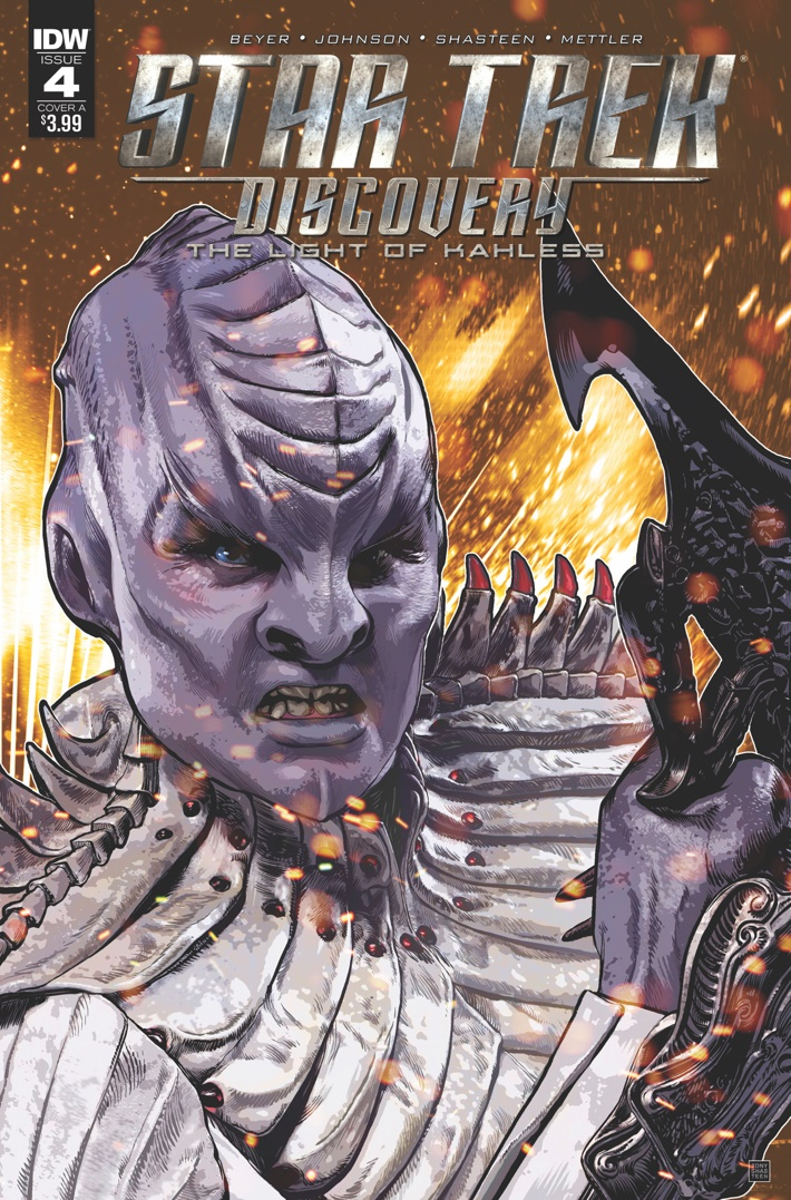 729051_star-trek-discovery-4 ComicList: IDW Publishing New Releases for 05/30/2018