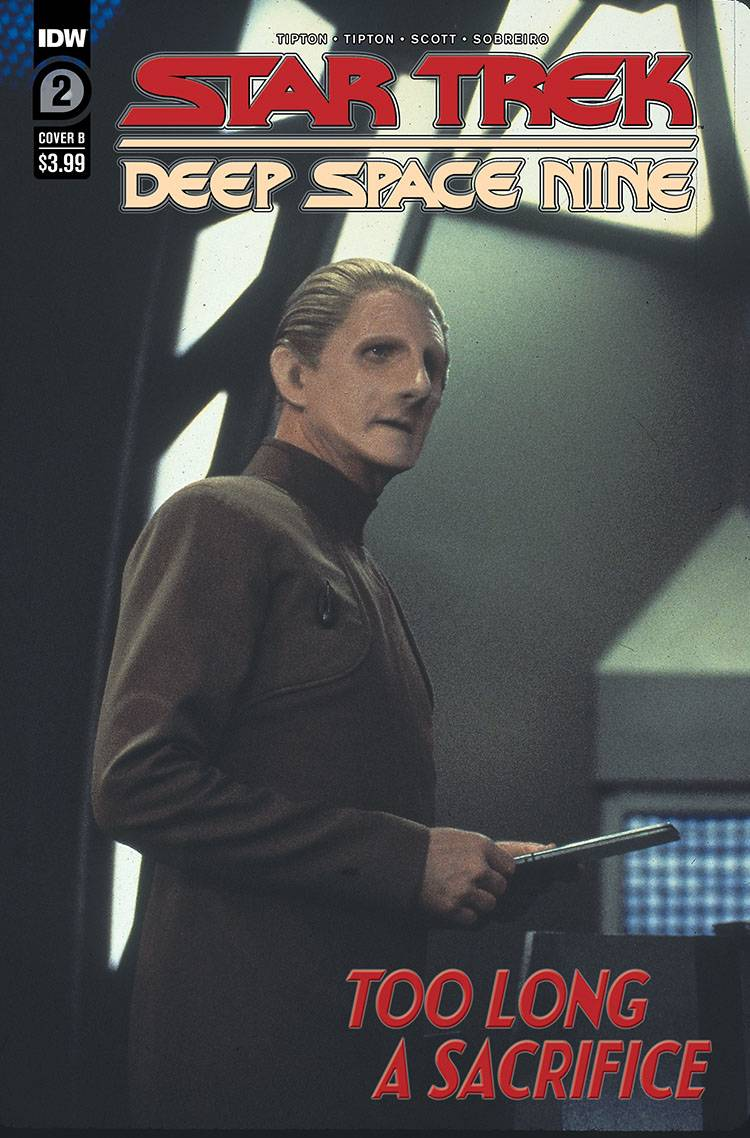 789609_star-trek-ds9-too-long-a-sacrifice-2-cover-b-photo ComicList: IDW Publishing New Releases for 08/19/2020