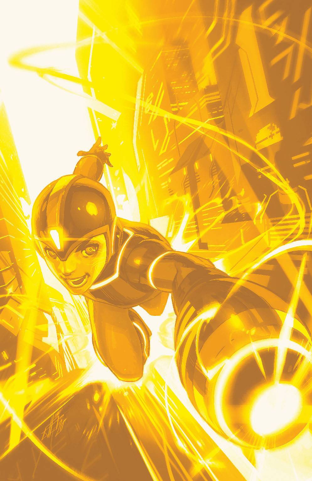 790100_mega-man-fully-charged-1-100-copy-cover-gold-foil ComicList: BOOM! Studios New Releases for 08/26/2020