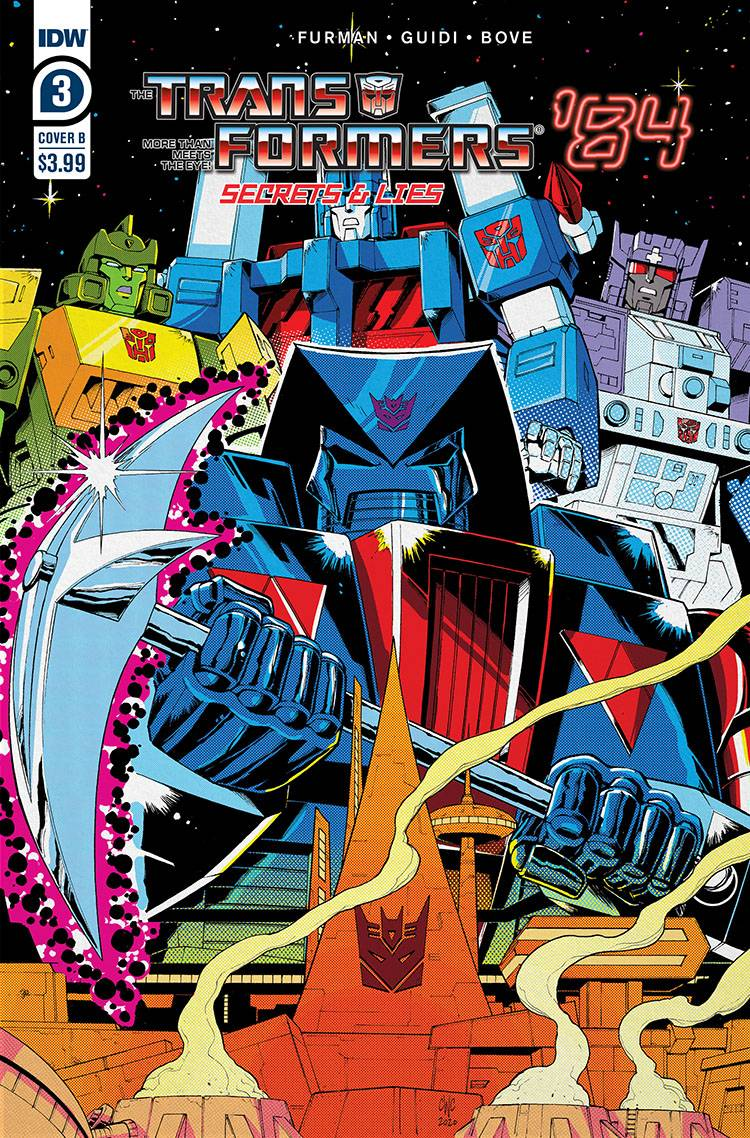 790149_transformers-84-secrets-and-lies-3-cover-b-coller ComicList: IDW Publishing New Releases for 09/02/2020