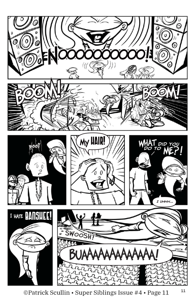 Super Siblings Issue 04 Page 11
