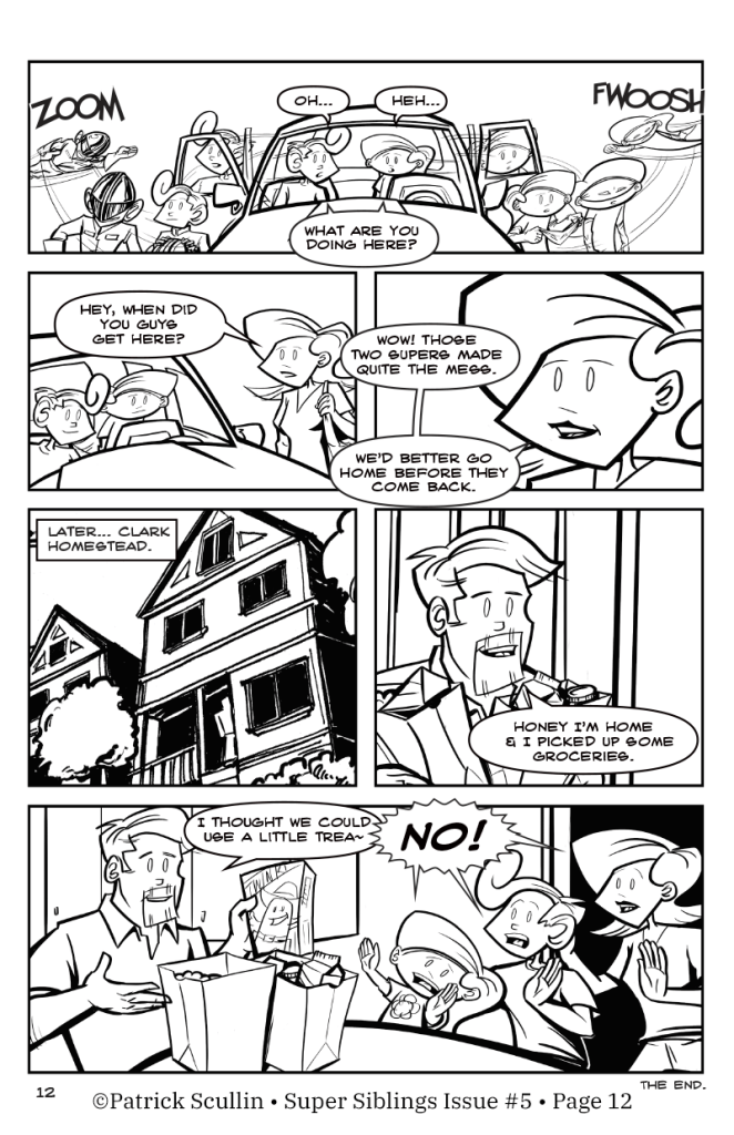 Super Siblings Issue 05 Page 12