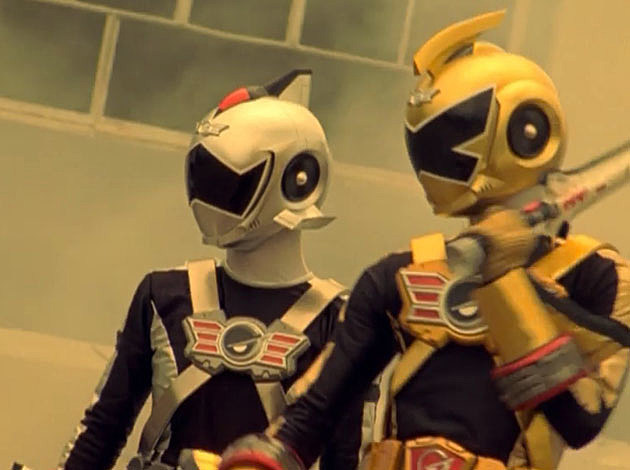 Power Rangers RPM screenshot